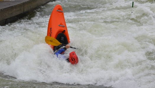 Eiskanal Augsburg – Sperrungen