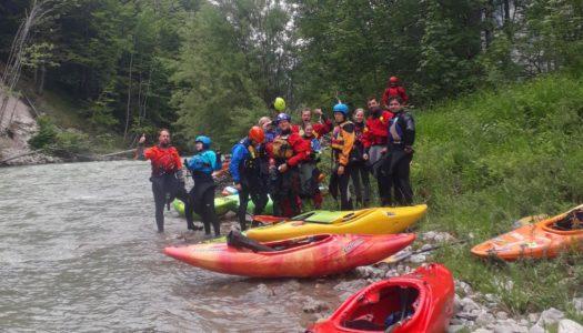 Wildwassercamp Lofer